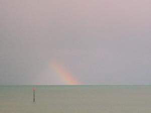 Rainbow at Teighnmouth