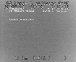 CCTV of a Cambridge Drain